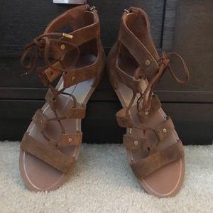 Dolce Vita size 8.5 gladiator lace up sandals